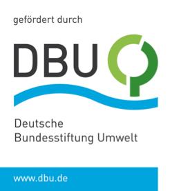 Gefördert durch die Deutschen Bundesstiftung Umwelt (DBU)